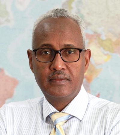 Mr. Aboubaker Omar Hadi
